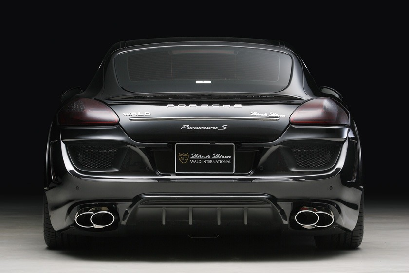 New Porsche Panamera by Wald International (9)