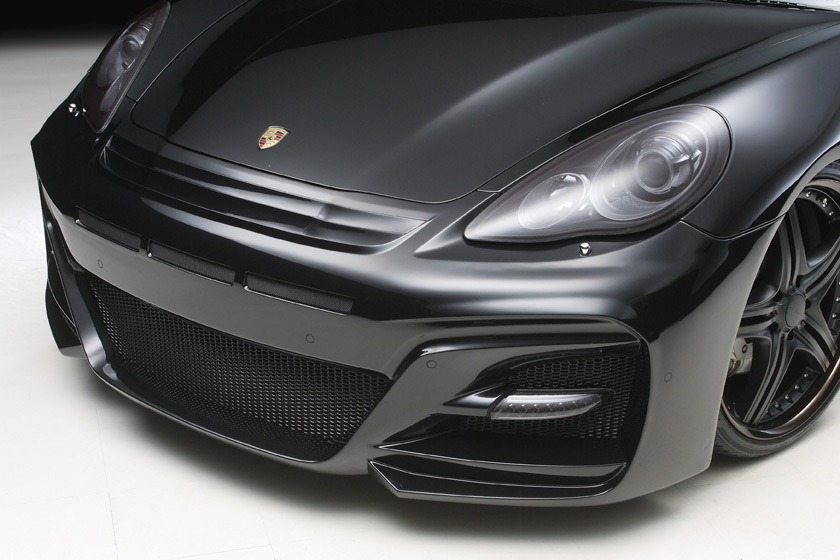 New Porsche Panamera by Wald International (7)