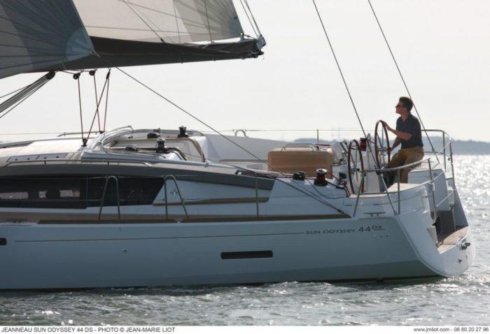 New Sun Odyssey Luxury Yacht by Jeanneau (10)