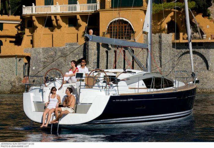 New Sun Odyssey Luxury Yacht by Jeanneau (8)