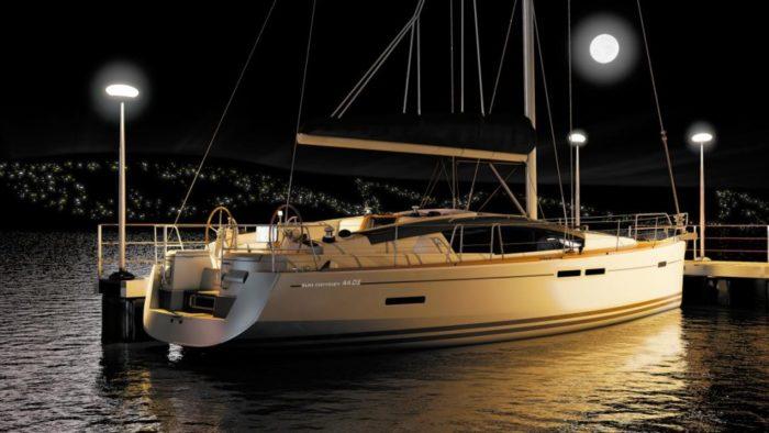New Sun Odyssey Luxury Yacht by Jeanneau (7)