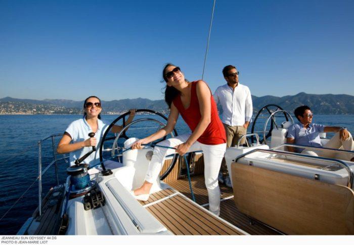 New Sun Odyssey Luxury Yacht by Jeanneau (6)