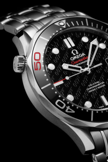 Omega Launches Anniversary James Bond Seamaster Watch (6)