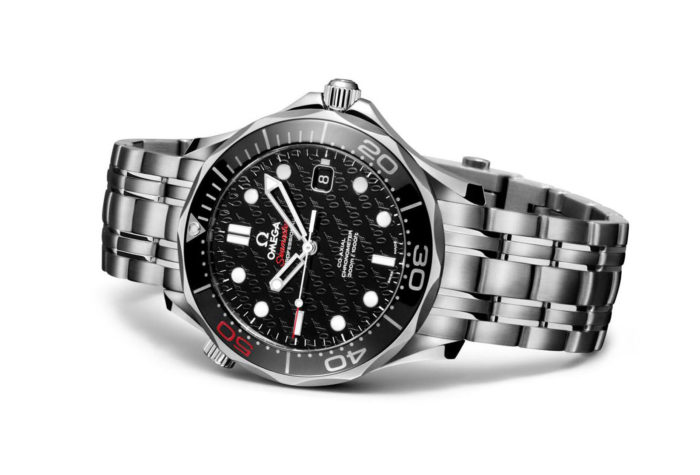 Omega Launches Anniversary James Bond Seamaster Watch (4)