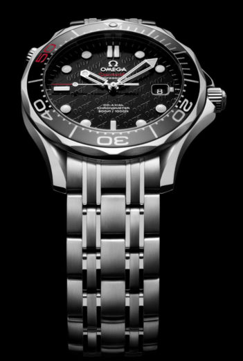 Omega Launches Anniversary James Bond Seamaster Watch (2)