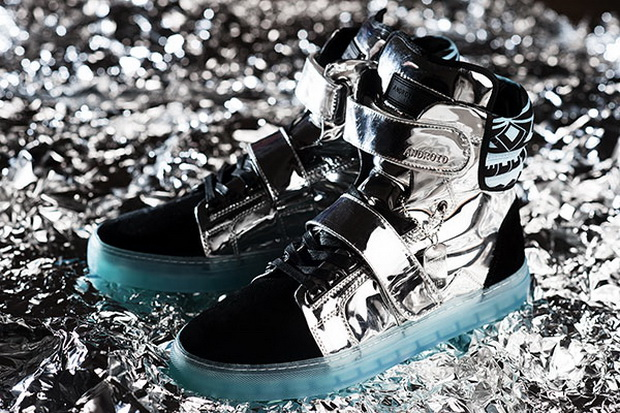 Propulsion Hi sneakers by Android Homme and Limited Edt. (8)