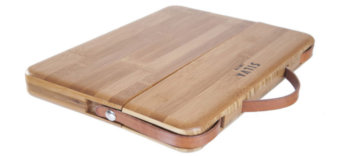 los angeles ea3d8 033d2 Stylish Bamboo MacBook Pro Cases from Silva Ltd.