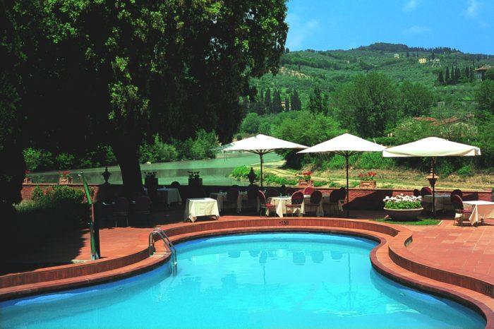 The Luxurious Hotel Villa La Massa