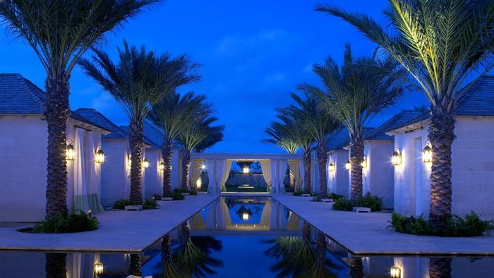 The Luxurious Regent Palms hotel in Turks and Caicos (5)