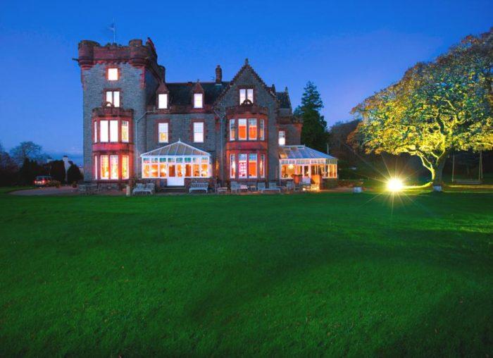 The Magical Isle of Eriska Hotel, Spa & Golf (2)