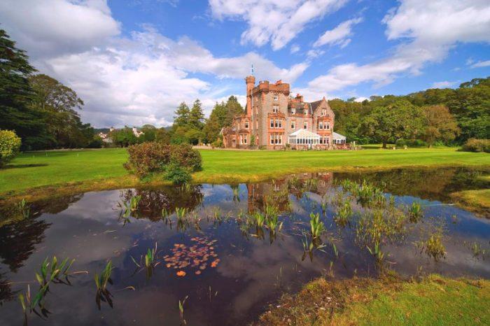 The Magical Isle of Eriska Hotel, Spa & Golf (9)