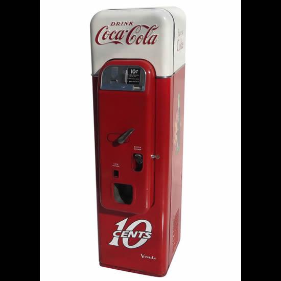 Vintage Coca-Cola Vending Machine For Sale