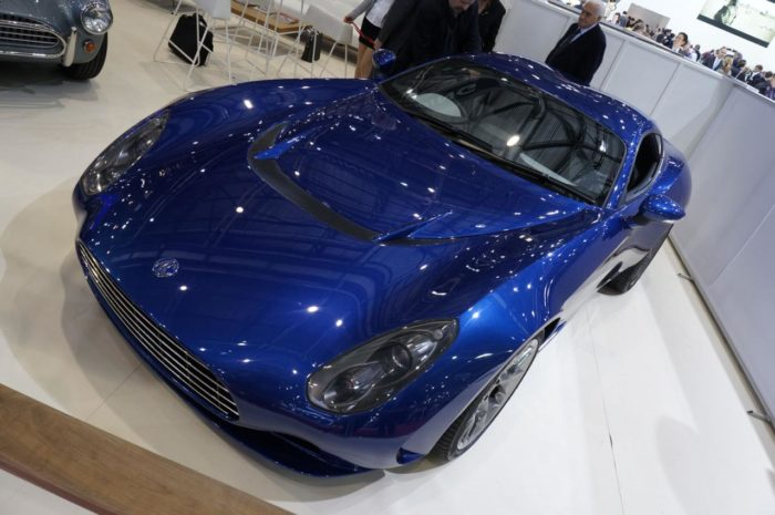 AC Unveiled the New 378 GT Zagato