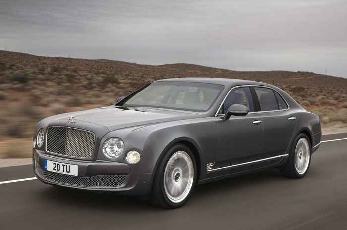 Bentley to Unveil Its Latest Mulliner-Tuned Muslanne at Geneva