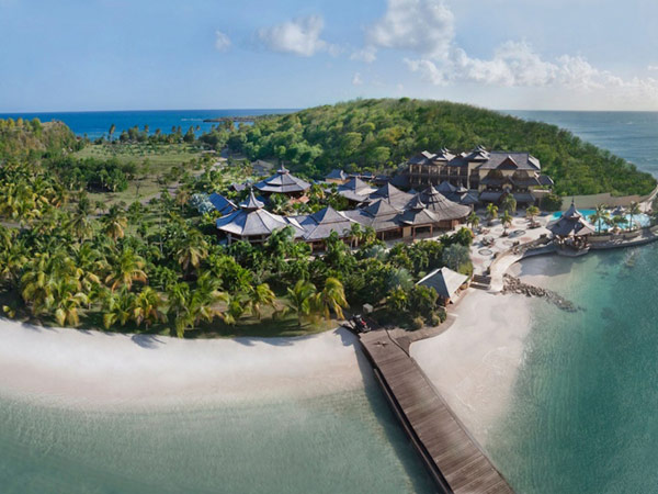 Calivigny Island – A Luxe Destination for Affluent Travelers