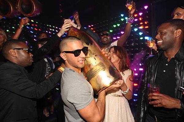 Lavish Spender Alex Hope's $300,000 Party