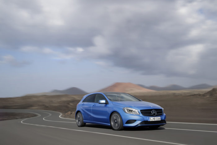 Mercedes-Benz to Unveil the CLC Model in L.A.