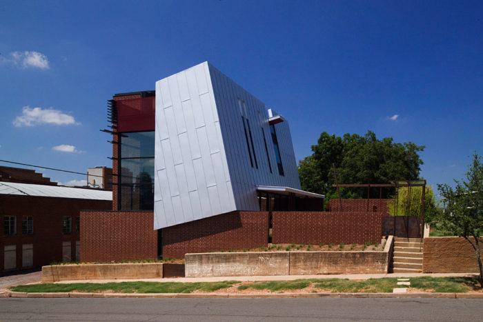 The OKasian House in Oklahoma, USA
