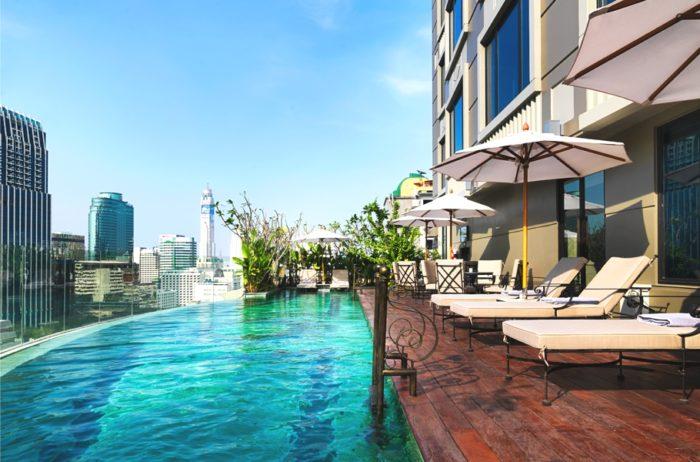 Bangkok's Lavish Hotel Muse – A Realm of Pure Pleasure