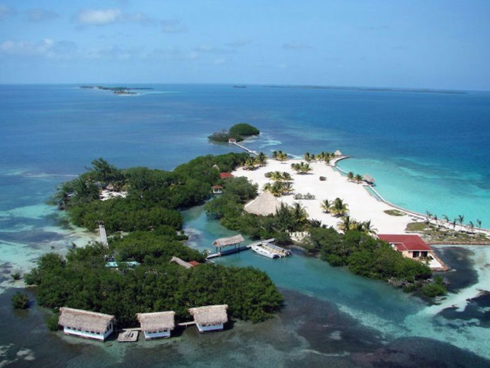 Enjoy Luxury and Privacy on the Royal Belize Island