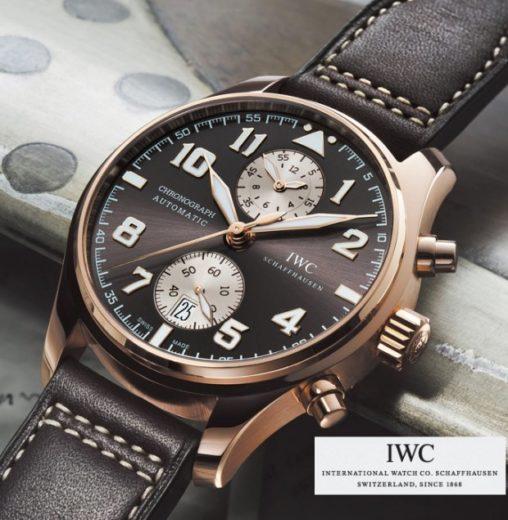 The Sixth Antoine de Saint-Exupéry Watch by IWC