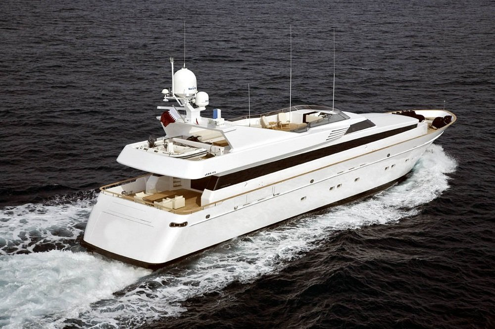 Luxury Yacht Marbouk for Charter (2)