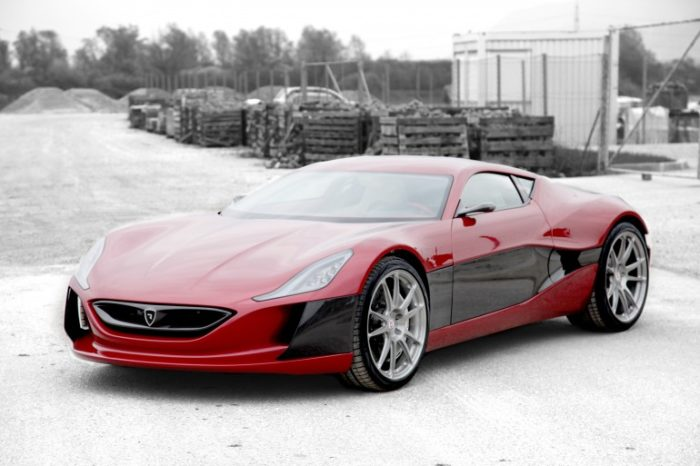Rimac Concept One (1)