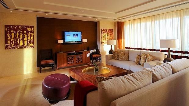 The Luxurious Raffles Dubai Hotel in Wafi City (11)