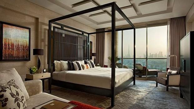 The Luxurious Raffles Dubai Hotel in Wafi City (7)