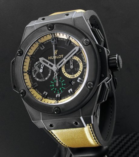 Hublot King Power Usain Bolt Watch for the Worlds Fastest Man (1)