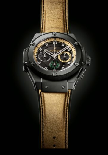 Hublot King Power Usain Bolt Watch for the Worlds Fastest Man (3)