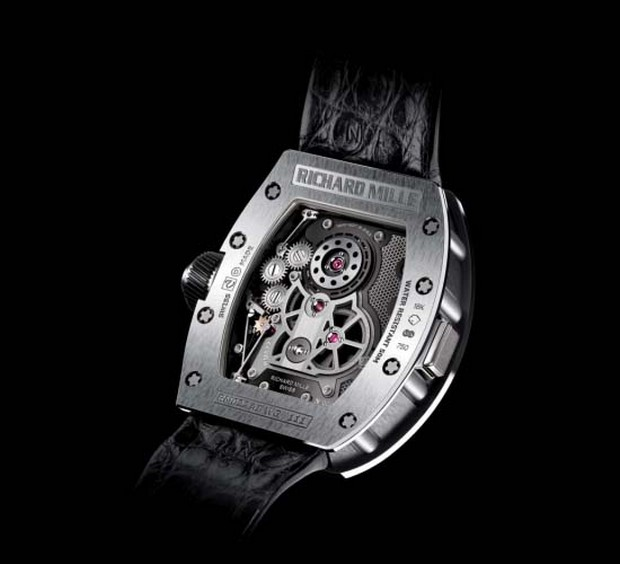 The Exquisite and Exclusive Richard Mille RM 022 Carbon Watch (2)