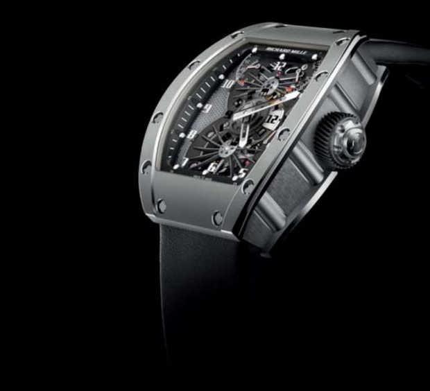 The Exquisite and Exclusive Richard Mille RM 022 Carbon Watch (3)