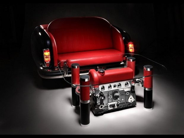 Automotive-Inspired Luxury Furniture by Carsofa (1)