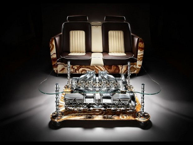 Automotive-Inspired Luxury Furniture by Carsofa (2)