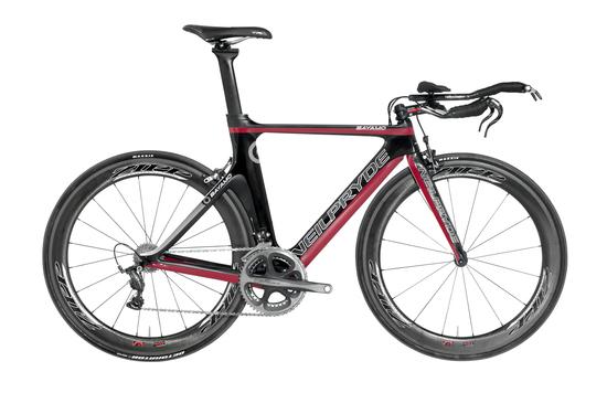 Bayamo Performance Bike by NeilPryde and BMW Designworks USA