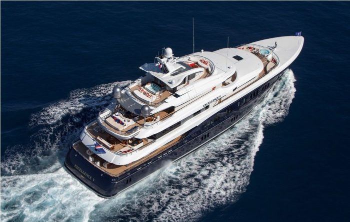 Luxurious Excellence V Superyacht