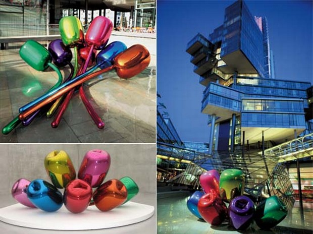Record Price for a Bunch of Tulips by Koons: $33.6 Million! (1)