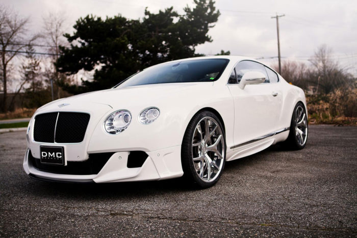 Awesome DMC Duro Package for the 2013 Bentley Continental GT (5)