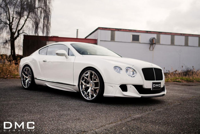 Awesome DMC Duro Package for the 2013 Bentley Continental GT (3)