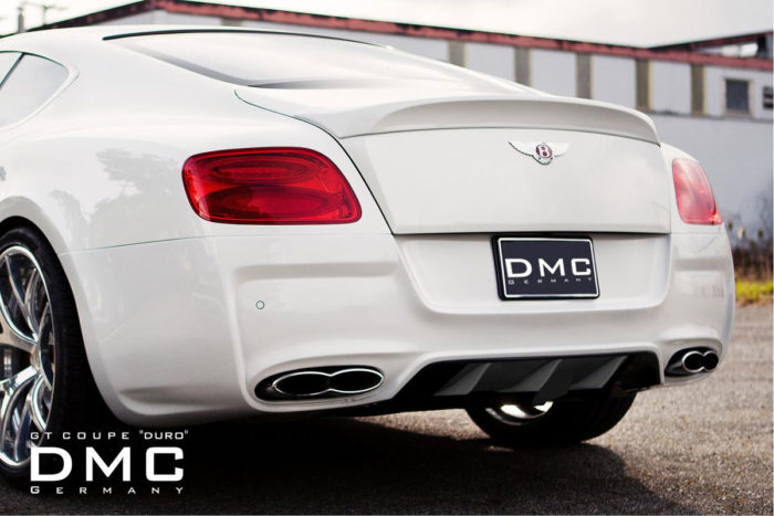 Awesome DMC Duro Package for the 2013 Bentley Continental GT (1)