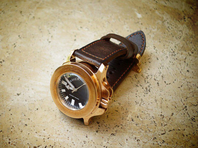 Bombproof Timepiece: The Kaventsmann Triggerfish Bronze A2 (2)