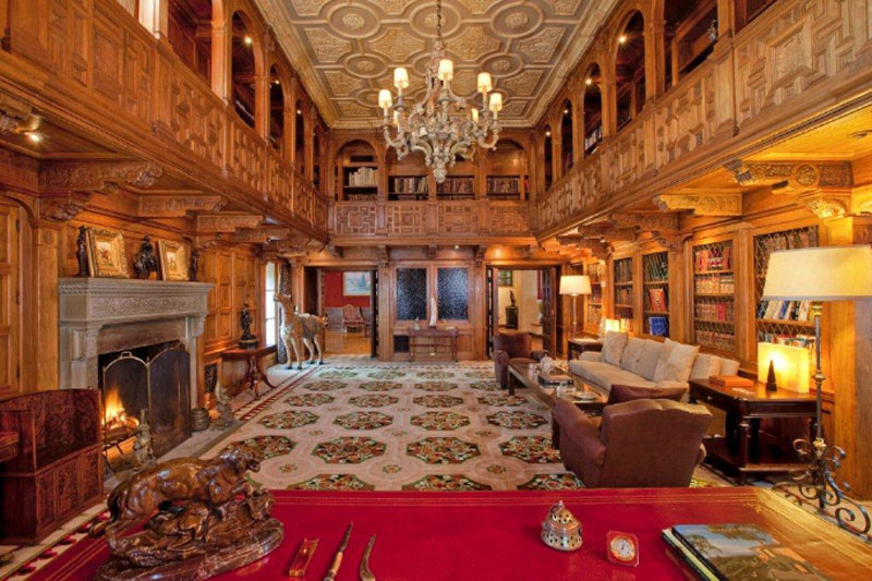 Opulent Beverly House Up for Rental (9)