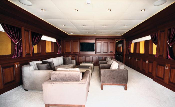 Classic M&M Superyacht by Bilgin Yachts (4)