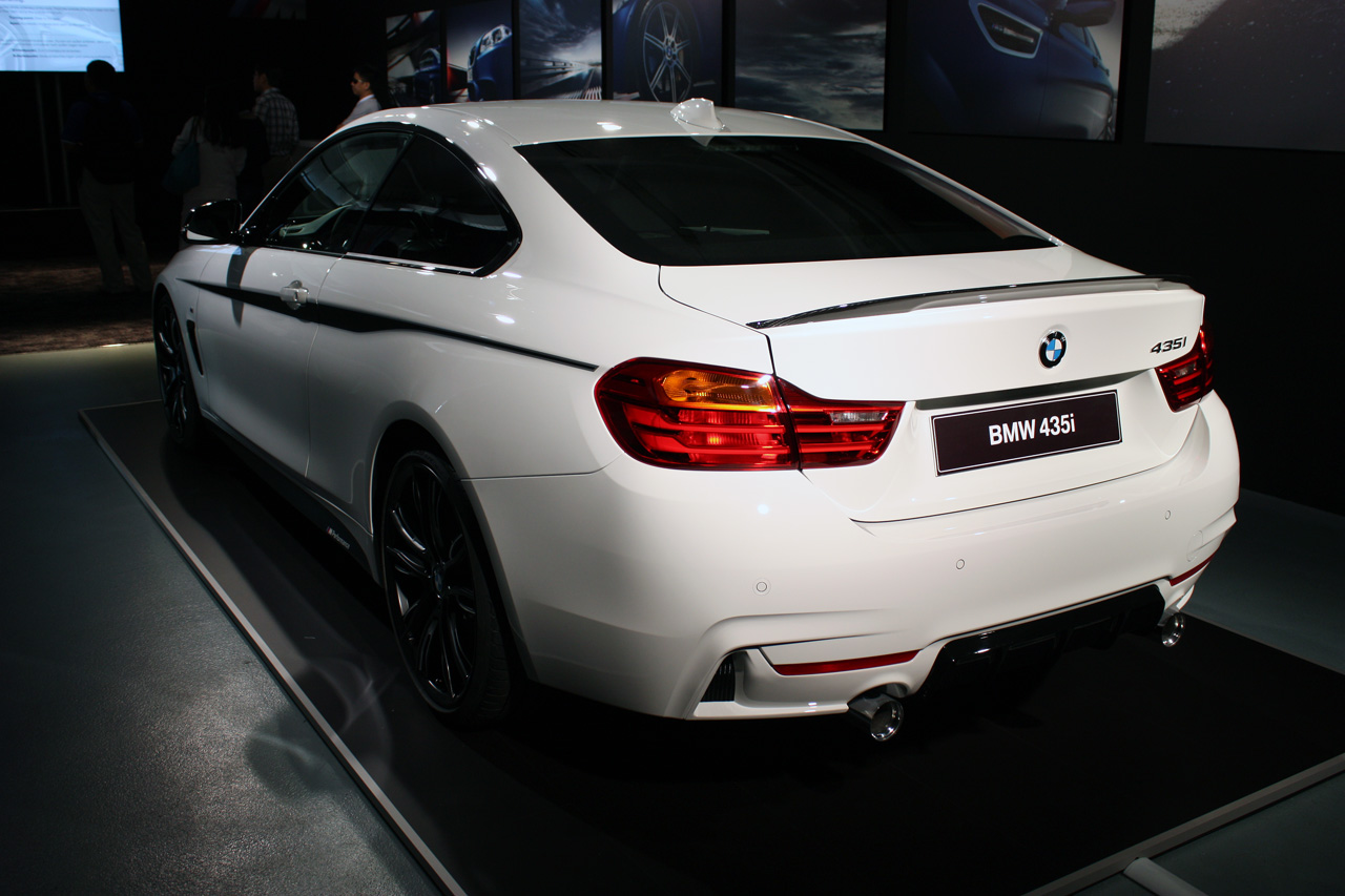 awesome bmw 435i coupe with m performance goodies 2