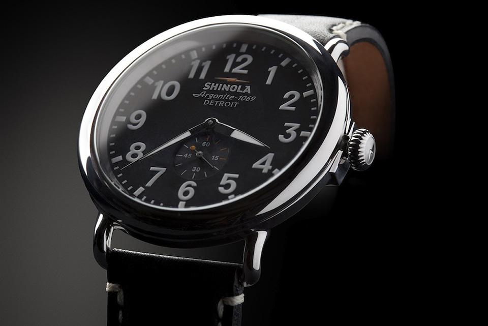 Artisanship: Shinola Watches
