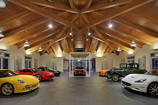 Garage Luxe