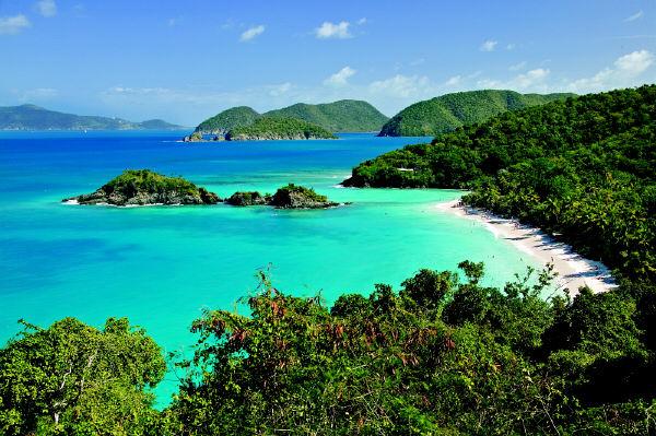 The U.S. Virgin Islands