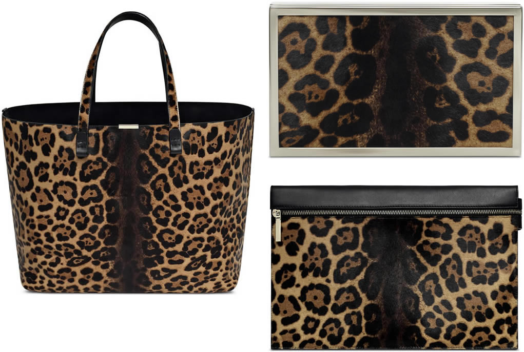 Victoria Leopard By Beckham Collection Capsule Print f6IgyvbY7