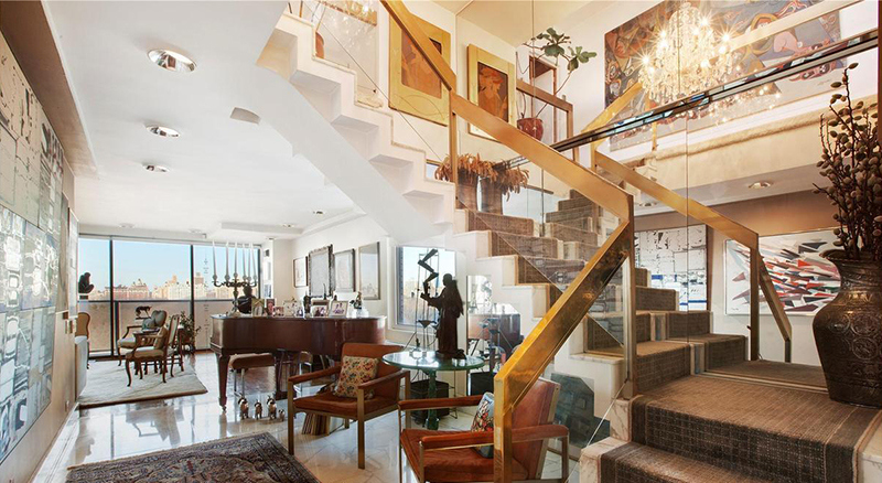 Check Out Paul McCartney's New Penthouse In New York City!